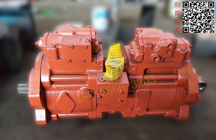 旋挖机柱塞泵