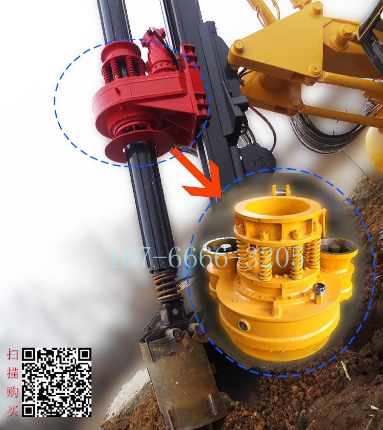 旋挖机动力箱