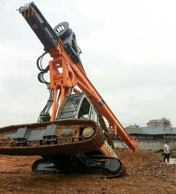 旋挖机翻车是严重的工程事故