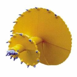 旋挖机螺旋钻头