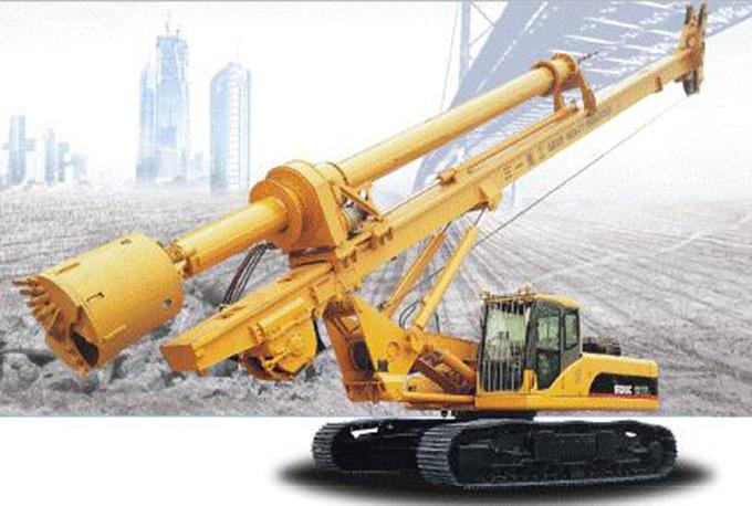 国内知名品牌的旋挖钻机图片展示