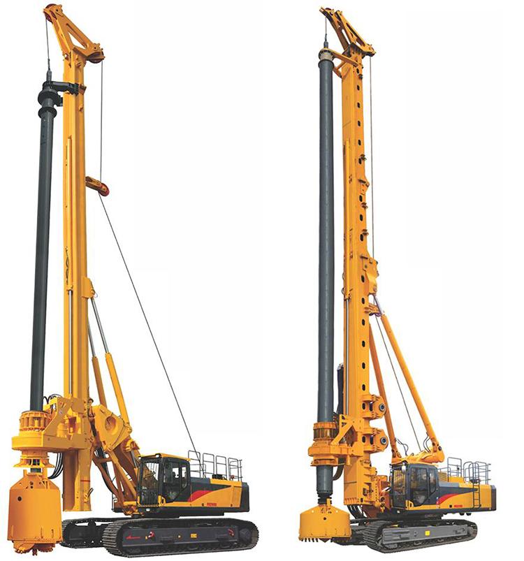 旋挖机(旋挖钻机)图片
