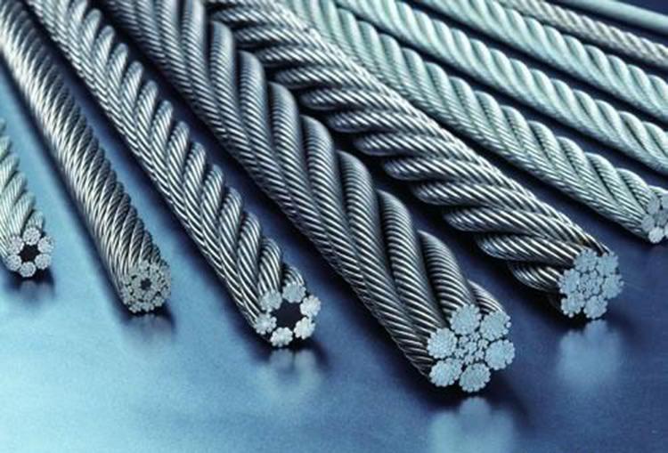 优质钢丝绳的图片展示