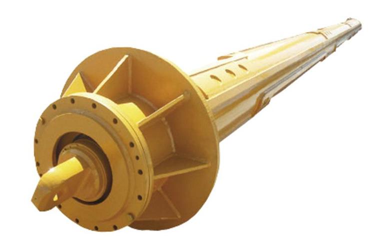 旋挖机钻杆图片