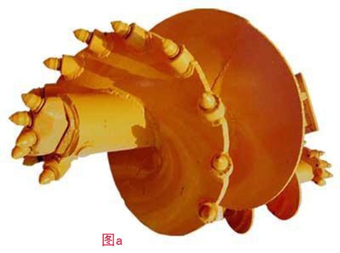 钻齿布置合理的螺旋钻头图片