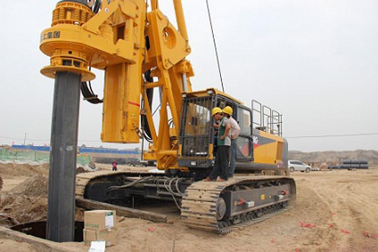 旋挖钻机施工过程中常见之缩颈事故