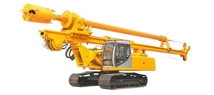 山东滕州小型旋挖机图片