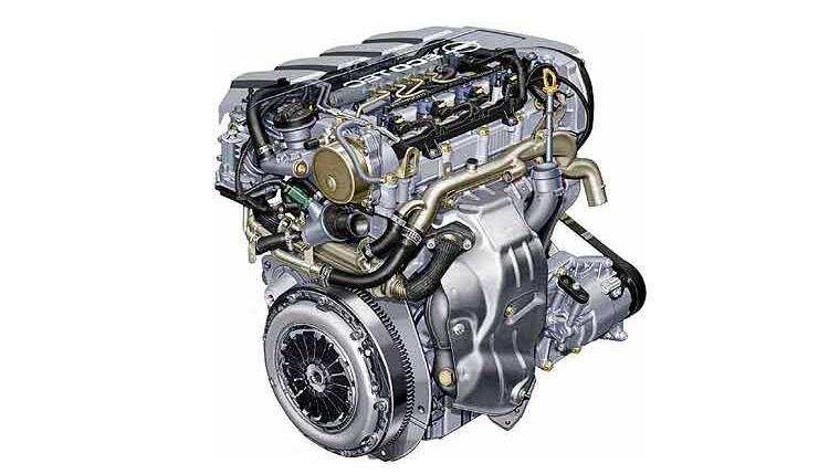 发动机是旋挖钻机主要部件