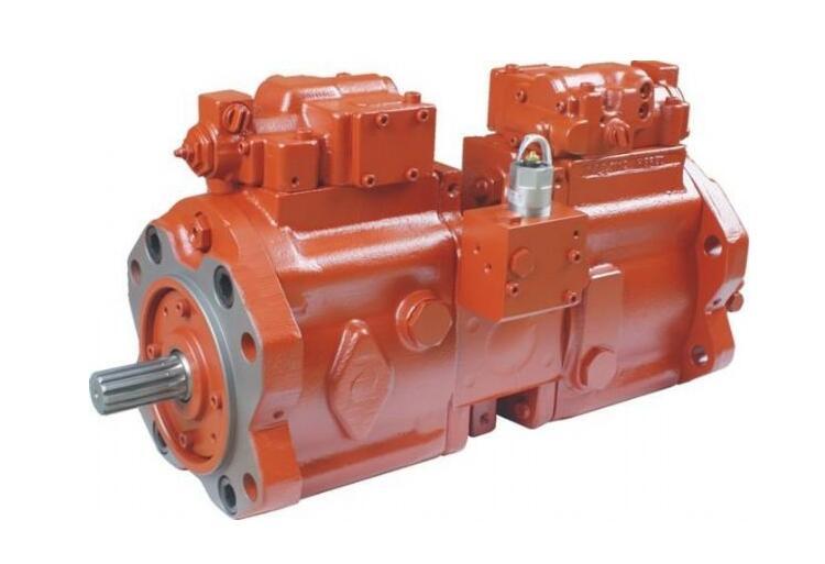 旋挖机液压油泵图片