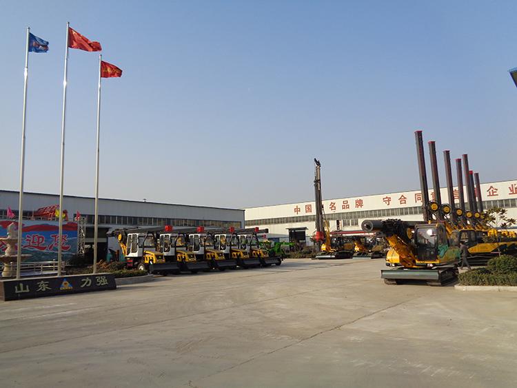 滕州旋挖钻机厂家系列产品图片