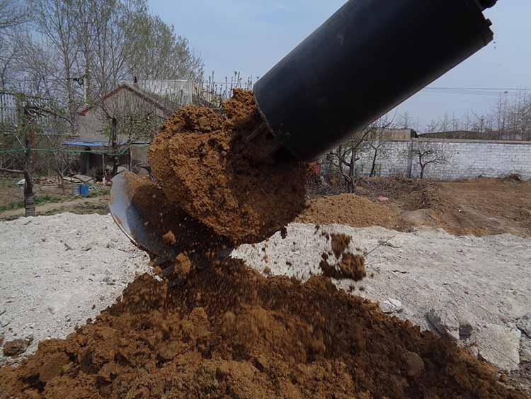 选择合适的钻具能起到节省柴油的目的