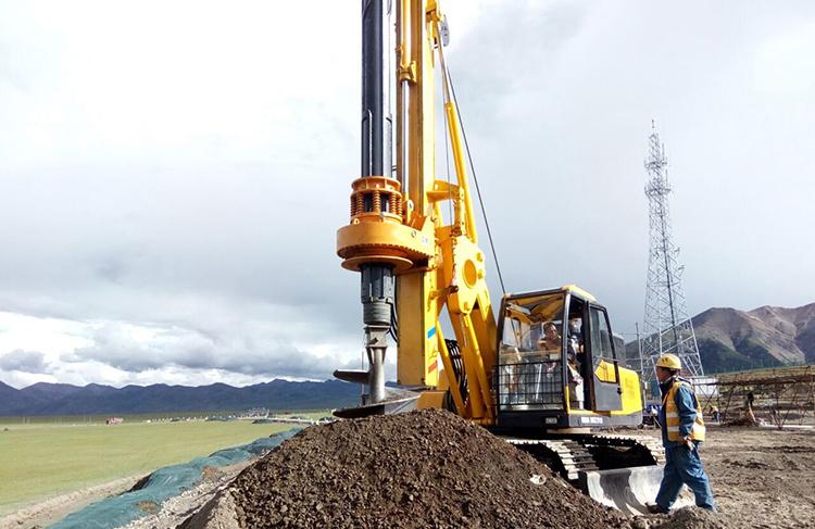 值得信赖的旋挖钻机生产厂家鸟览图