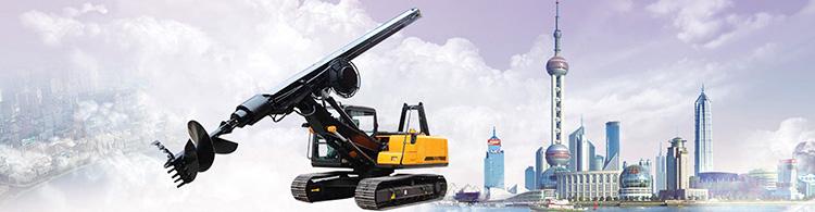 滕州生产的小型旋挖机图片