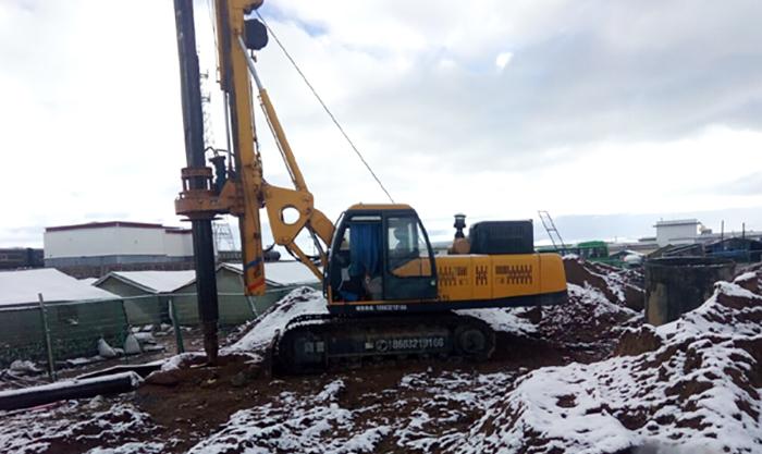 深圳旋挖钻机培训学校,操作旋挖机最常用的两个技巧