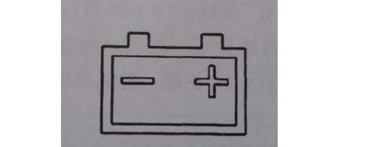 发电指示标志