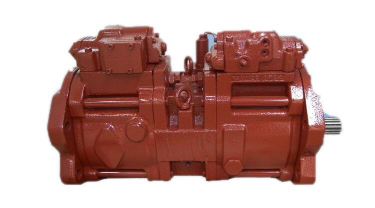 旋挖机液压油泵
