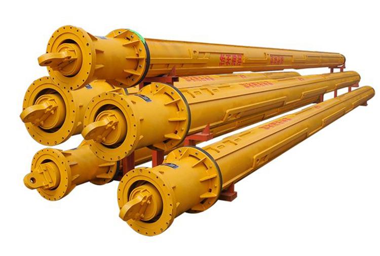 旋挖钻机钻杆使用注意事项